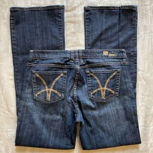Kut from the kloth bootcut jeans